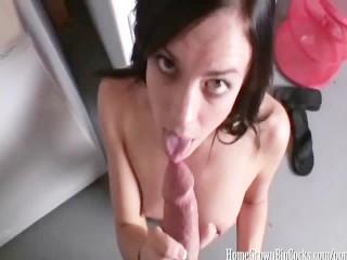 A Big Fat Cock For Sexy Stephanie Sage