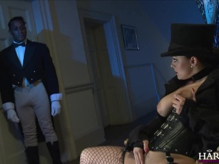 HarmonyVision Liza del Sierra demands the big black cock