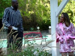 WCPClub Stunning Housewife Channel Preston fucked hard by Lexington Steele