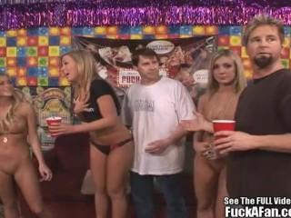 Teen Porn Star Ally Kay Fucks Lucky Fan!