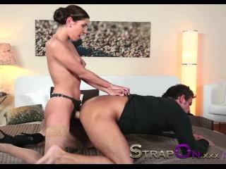 women doing men Strapon