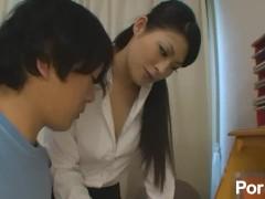 Harenchi No Bra Katei Kyoshi – Scene 1