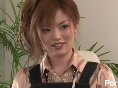 Hataraki Woman Charisma Nailist to Namahame Shugyo – Scene 1