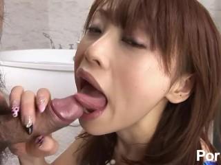 Himekore vol 38 Koukyuu sopu e youkoso hatsuura - Scene 1