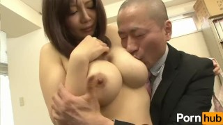 Honto ni atta H na hanashi 10 - Scene 1  fellatio bj pussylicking big-tits oral tittyfuck blowjob cumshot cum-on-tits hardcore japanese brunette fingering doggystyle bra
