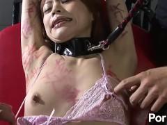 Misshitsu Ryoujyoku Miina Yoshihara – Scene 1