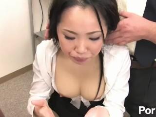 Shinnyu shain no Oshigoto Vol 13 - Scene 2