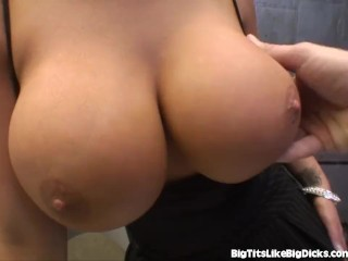 My busty coworker show me her dirty pictures Part 3