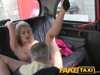 FakeTaxi Hot blonde knows all the right moves