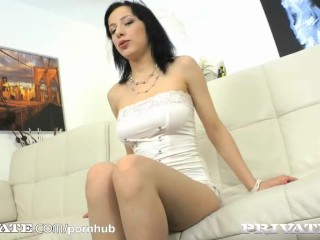 Private gangbang and creampie video with Jenna Carlton