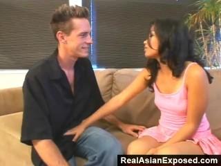 Amateur Couple Make A Fake Porno