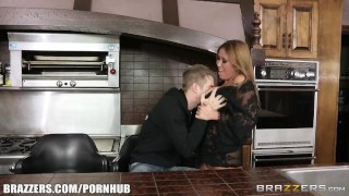 Brazzers - Kianna Dior fucks her sons friend  big tits babe canadian asian mom blowjob brazzers big dick busty milf hardcore brunette reality mother big boobs tit sucking titty fucking