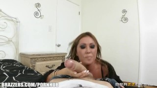 Brazzers - Kianna Dior fucks her sons friend titty fucking milf hardcore canadian asian big tits mom blowjob babe big boobs mother tit sucking brunette reality brazzers big dick busty