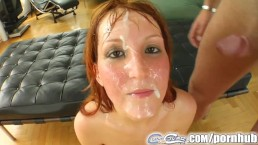 Cum For Cover Redheads drenche
