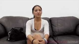 Tiny Asian Awesome Ass Fuck & Anal Creampie  ass fuck ass agent babe creampie tiny asian backroomcastingcouch amateur cum casting real petite cream pie anal creampie