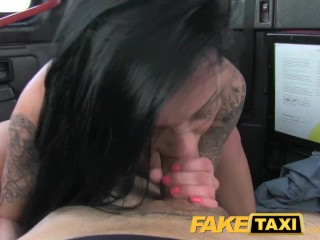 FakeTaxi Great tits and nice arse to match