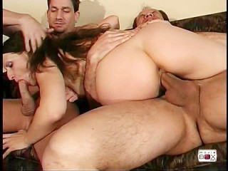 XXX porn - estel-two: Outrageous Gang Bangs, Scene 1