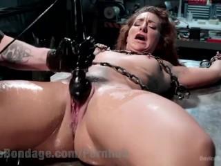 squirt Device bondage