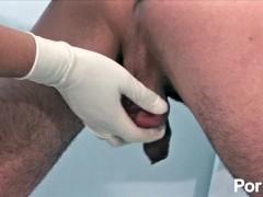 Latin Doctor Prostate Exam