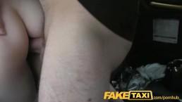 FakeTaxi Petite Australian woman with a tight ass hole