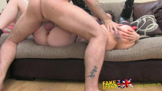 fakeagentuk casting english big tits audition reality british hardcore cumshot amateur pov interview real sex blowjob bubble butt huge boobs pussy licking butt plug