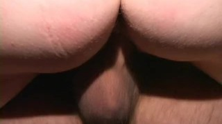 MILF sucks stranger as she fucks clueless cuck in gloryhole Longest edit  doggy style three way bj cheating oral redhead amateur blowjob cocksucking milf shaved threesome housewife glory hole dirtydatinglive