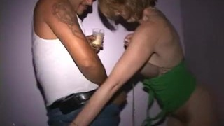 MILF sucks stranger as she fucks clueless cuck in gloryhole Longest edit redhead milf bj amateur blowjob dirtydatinglive cheating glory hole shaved cocksucking threesome three way doggy style oral housewife