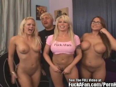 Reality TV Porn Star Brooke Haven Fucks Fan