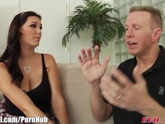 EvilAngel Holly Michaels Titty and Ass Fuked By Mark Wood