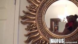Mofos - Couple makes a amateur sextape