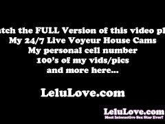 Lelu Love-Raincoats Rain Boots Masturbation