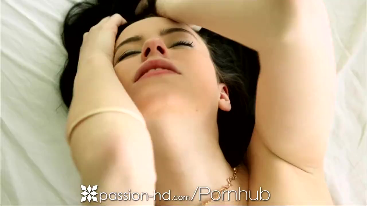 Passionhd brunette wants cream for her coffee and cunt 3