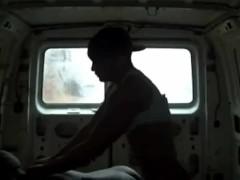 fucked in van