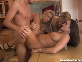 Groupsex at swingerclub