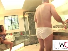 West Coast Productions PAWG gets a BBC and a Creampie up her ass