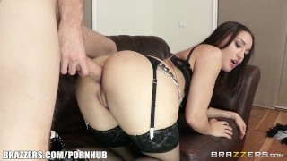 Brazzers - Squirting maid Gabriella Paltrova cleans up  ass fuck ass fucking ass squirt maid blowjob tattoo brazzers fetish big dick squirting brunette nylons heels gagging uniform orgasm spit