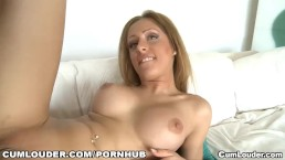 Sexy Melanie Gold gets her Ass fucked hard