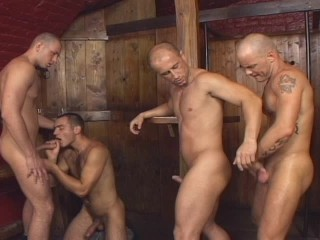 Uncut Cock Sex Club - Scene 4