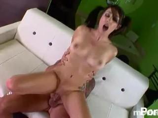 I'm A Teenage Cum Bucket, Scene 2