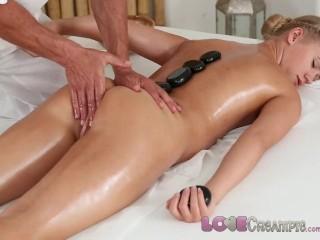 college girls mature male masseur