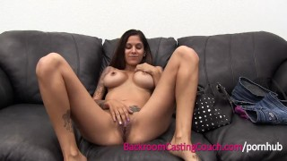 Preview 3 of Afton BRCC Anal & Creampie Casting - Full Video