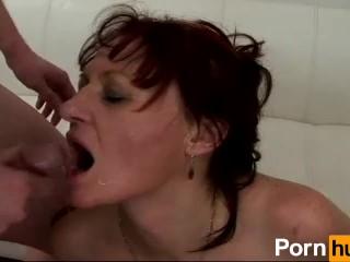 XXX porn - estel-two: Cougar Gang Bang, Scene 1