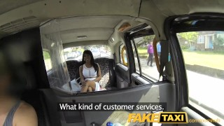 FakeTaxi High class escort takes a good fucking ebony huge boobs faketaxi dogging rough hardcore cock riding point of view blowjob british amateur gagging deepthroat spycam car english camera pussy licking