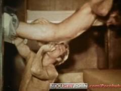 Vintage Bathhouse Sex Party featuring Jack Wrangler