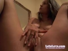 Lelu Love-WEBCAM: Booty Popping Shaking Closeups