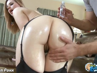 Cutie Tara Lynn Foxx gets ass licked