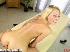 DevilsFilm Zoey Monroe Ass to Mouth ...