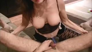 Pegged In Stockings! Canada's Kinkiest MILF Shanda Fay!  strap on ass pegging pegged canada femdom canadian amateur cumshot milf shandafay kink brunette stockings housewife body suit