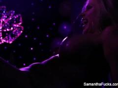 Samantha Saint Strip Club Behind The Scenes