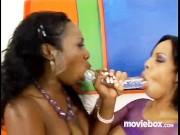 Holla Black Girlz #4, Scene 4